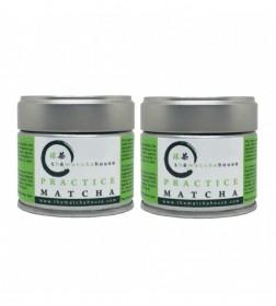 Practice Matcha Eco 2 Pack
