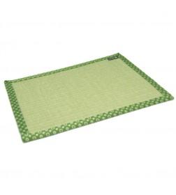 Mantel de tatami verde-verde