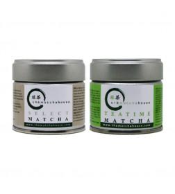 Pack Organic Matcha