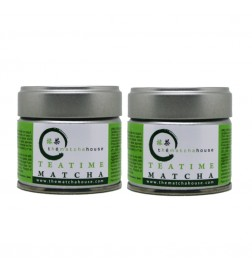 Teatime Matcha Eco 2 Pack