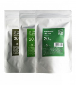 KOI tea bag Pack 3 flavours